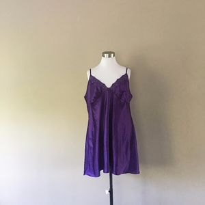 2X Secret Treasures Purple Chemise
